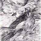 Old Snake Beard by Davol White