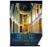 Royal Chapel at Palace of Versailles Poster