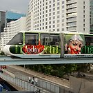Sydney Monorail by Eve Parry