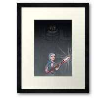 Part 35 - ENDGAME - last ditch hopes are dashed... Framed Print