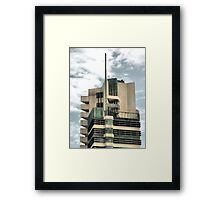 Price Tower, Bartlesville, Oklahoma, Frank Lloyd Wright Framed Print