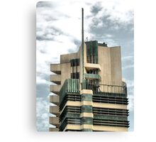 Price Tower, Bartlesville, Oklahoma, Frank Lloyd Wright Canvas Print