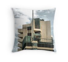 Price Tower, Bartlesville, Oklahoma, Frank Lloyd Wright Throw Pillow