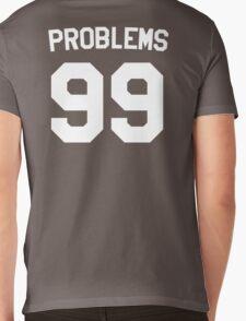 Problems 99 Mens V-Neck T-Shirt