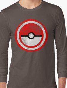Captain Catch 'Em All Long Sleeve T-Shirt