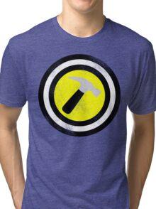 Captain Captain Hammer Tri-blend T-Shirt