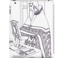 mass iPad Case/Skin