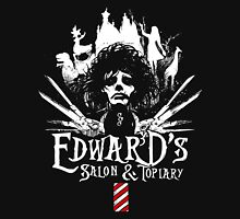 Edward's Salon and Topiary - Edward Scissorhands Unisex T-Shirt
