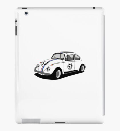 Volkswagen Beetle - Herbie iPad Case/Skin