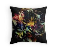 Parasites Throw Pillow