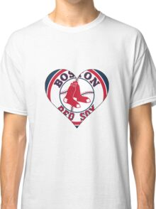 Red Sox love Classic T-Shirt