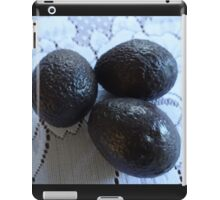 Avocados. Fruit. iPad Case/Skin