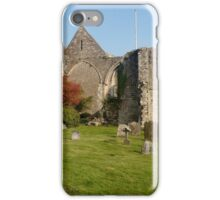 St Thomas Church Yard 4.0 - Winchelsea iPhone Case/Skin