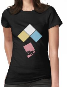 Turncoat Womens Fitted T-Shirt