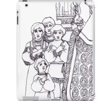 Christian service iPad Case/Skin