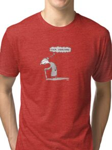 true thoughts Tri-blend T-Shirt