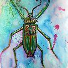 Doodle Bug by Karin Zeller