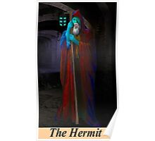 THE HERMIT Poster