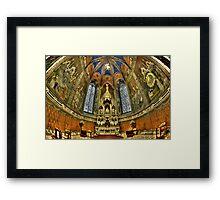 Basilica Della Santa Casa Framed Print