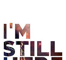 I'm Still Here - Treasure Planet by madDesigner