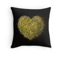 Vegetarian Love Throw Pillow