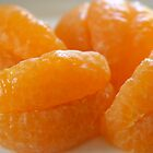Mandarins Slices by D. D.AMO