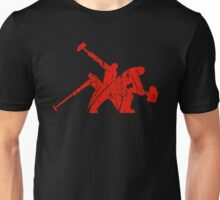 Worker Fights Unisex T-Shirt