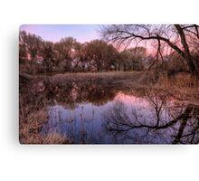 Tree Surround Canvas Print