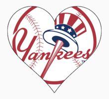 Yankees love Baby Tee