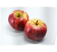 Royal Gala apples Poster