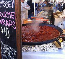 Gourmet Meatballs by xtinaaah