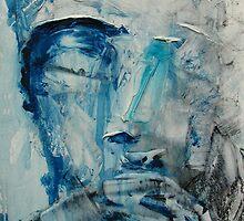 Egon Schiele III by Harry Kent
