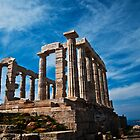 TEMPLE OF POSEIDON... ! by vaggypar