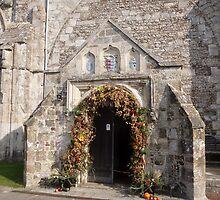 St Thomas Church Yard 4.0 - Winchelsea by clarebearhh