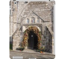 St Thomas Church Yard 4.0 - Winchelsea iPad Case/Skin