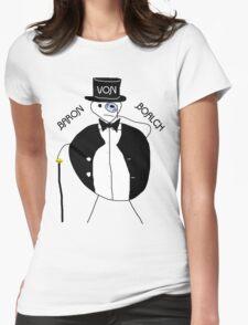 Baron Von Boalch Womens Fitted T-Shirt