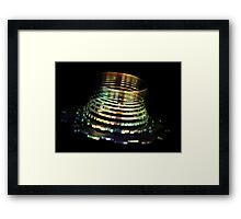 The Part the Space Technician Forgot... Framed Print
