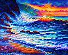 Sunset Peak a Boo by jyruff