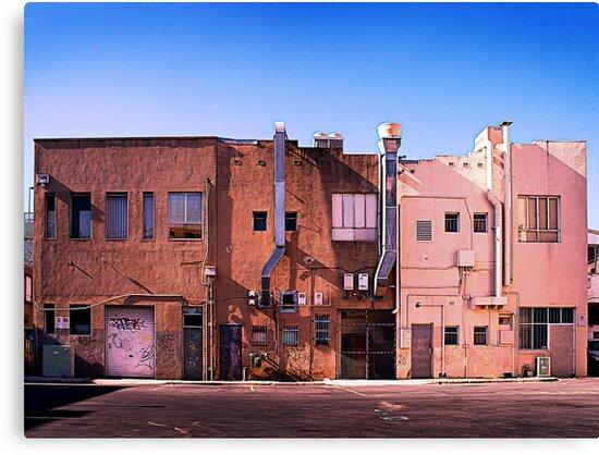 Garema back alley by Mark Will