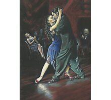 The Tango Photographic Print