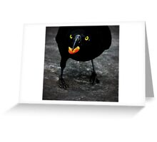 ~Nevermore~ Greeting Card