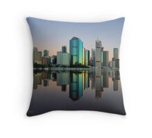 Kangaroo Point - Brisbane - Australia Throw Pillow