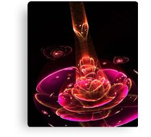 Receiver - Abstract Fractal Artwork Canvas Print