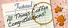 All Things Coffee Feature Banner by Shani Sohn