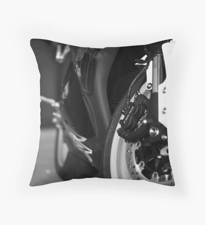 Tokico Throw Pillow