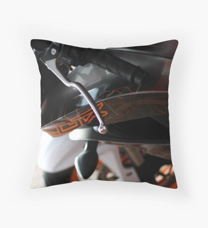 "CBR ""Xray"" Throw Pillow"