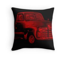 'Ol Red.... Throw Pillow