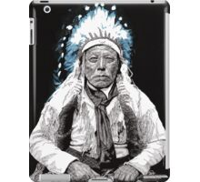 Native American Chief 3 iPad Case/Skin