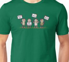 Zombie lives matter! Unisex T-Shirt