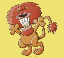 Cool Lion Kids Tee